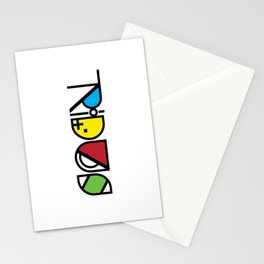 The Tridus Stationery Cards