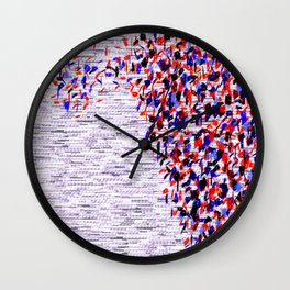 Attack Wall Clock