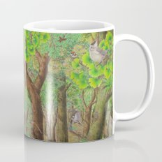 A Day of Forest (2). (sunshine forest) Mug
