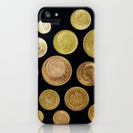 Oro Mexicano / Mexican Gold iPhone Case