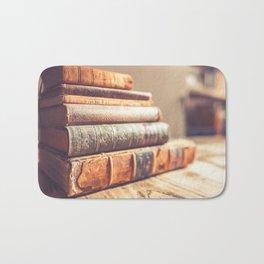 Bookish - Library Bookworm Books Bath Mat