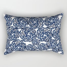 Naomi Florals Rectangular Pillow