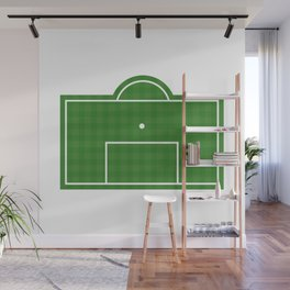 Football Penalty Area Wall Mural