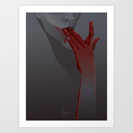 APERITIF III Art Print