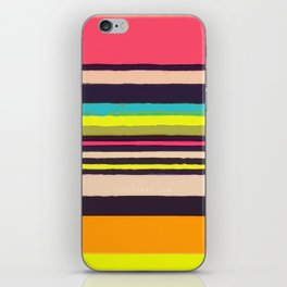 Candy Stripes! iPhone Skin
