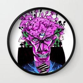 HONGO FACE Wall Clock