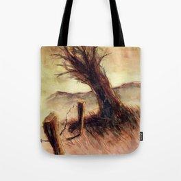 The Dead Tree Tote Bag