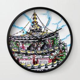 Beopjusa Temple Wall Clock