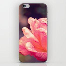 Fading Flower iPhone Skin