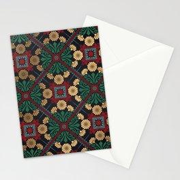 Decorative Indian Mandala Pattern Stationery Cards