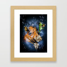 lucidity Framed Art Print