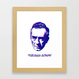 antonioni Framed Art Print