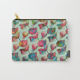 Spring Time Hummers Carry-All Pouch