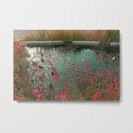 POP SWAMP Metal Print