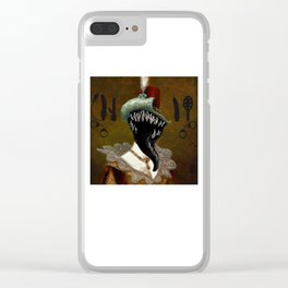 sexual freak Clear iPhone Case