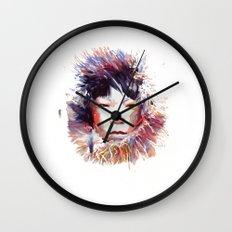 MONGOLIA Wall Clock
