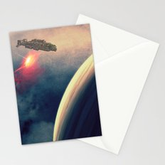 Excursion through time Stationery Cards