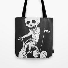 Death Kid Bone Ride Tote Bag