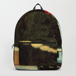 AUTOMAT - EDWARD HOPPER Backpack