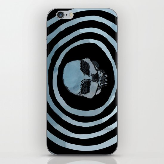 """Delta Machine"" by Virginia McCarthy iPhone & iPod Skin"