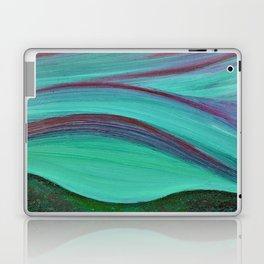 AURORA - Abstract Sky - Landscape Oil Painting Laptop & iPad Skin