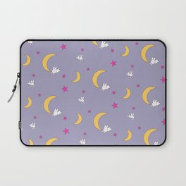 Usagi Tsukino Sheet Duvet - Sailor Moon Bunnies V2 Laptop Sleeve