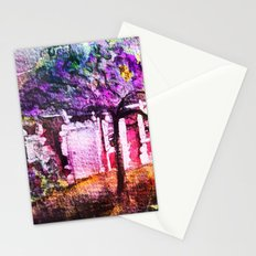 THE WATERCOLOR MAGIC HOUSE     FRENCH OLD HOUSE Stationery Cards