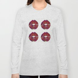 SEALED WITH 4 KISSES Long Sleeve T-shirt