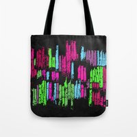 wasted rita Tote Bags featuring Wasted by Last Call