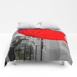 Portobello Red Comforters