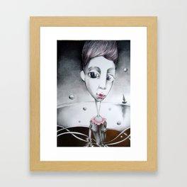 Sweetie. Framed Art Print