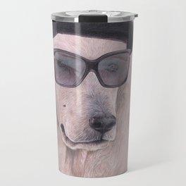 French Poodle Travel Mug