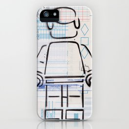 Multiple Choice - Lost & Found Series iPhone Case