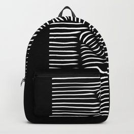 Funny Hand Sign Backpack