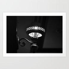 Light Works Art Print