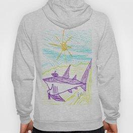 The Shark Artiste Hoody
