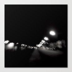 Streetlights Canvas Print