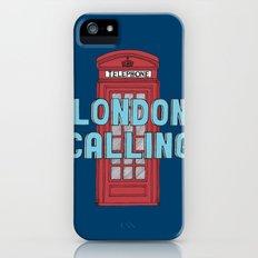 London Calling iPhone (5, 5s) Slim Case