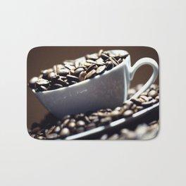coffee cup Bath Mat