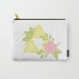 Garden of Power, Wisdom and Courage Carry-All Pouch