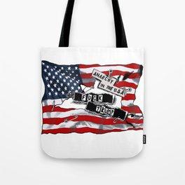 Fuck Trump Gift Tote Bag