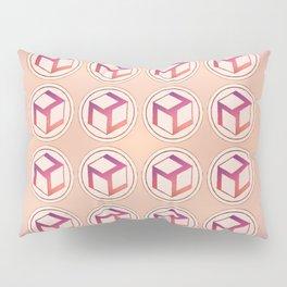 Grid of  Antahkaranas  -Antahkarana square -female Pillow Sham