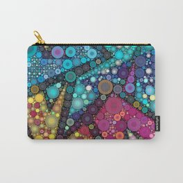 Disco Bubbles Carry-All Pouch