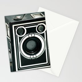 Vintage 1940's Sears S-20 Box Camera Photography  Stationery Cards