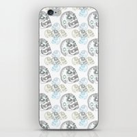 sarcasm iPhone & iPod Skins featuring Sarcasm by NENE W