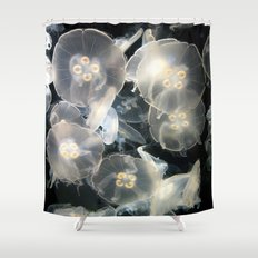 JellyFish Garden Shower Curtain