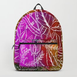 Into the artifice of eternity Backpack