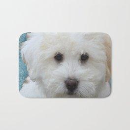 Cute Puppy Bath Mat
