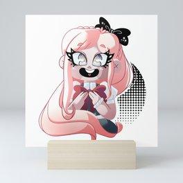 Sonia Nevermind Mini Art Print