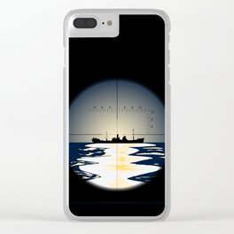 Periscope Clear iPhone Case